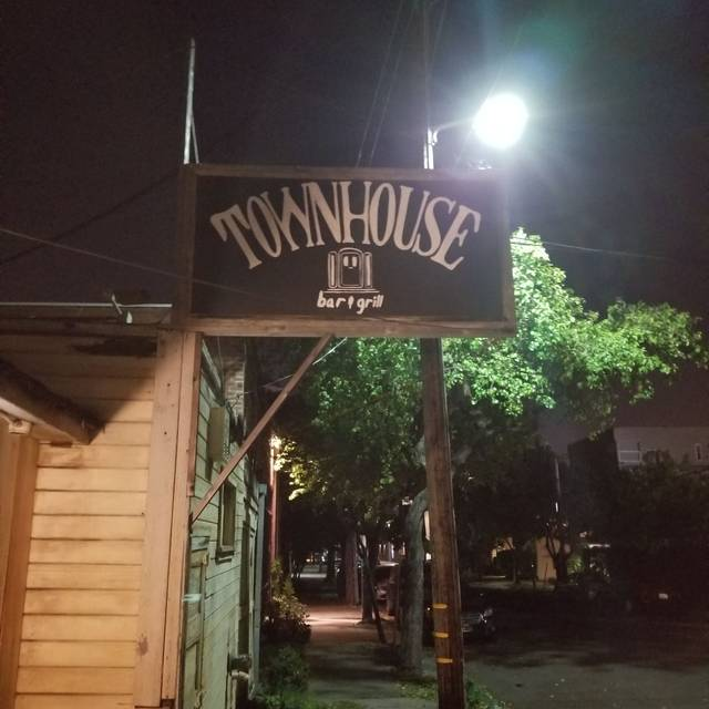 Townhouse Bar and Grill, Emeryville, CA