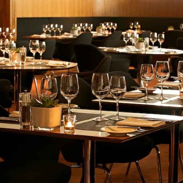 Podium Restaurant, Manchester