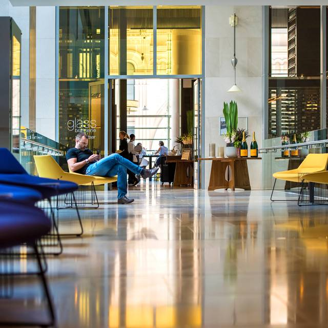 Glass Brasserie - Hilton Sydney, Sydney, AU-NSW