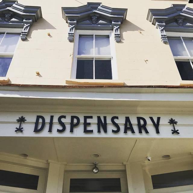 King St Charleston Sc: King Street Dispensary Restaurant - Charleston, SC