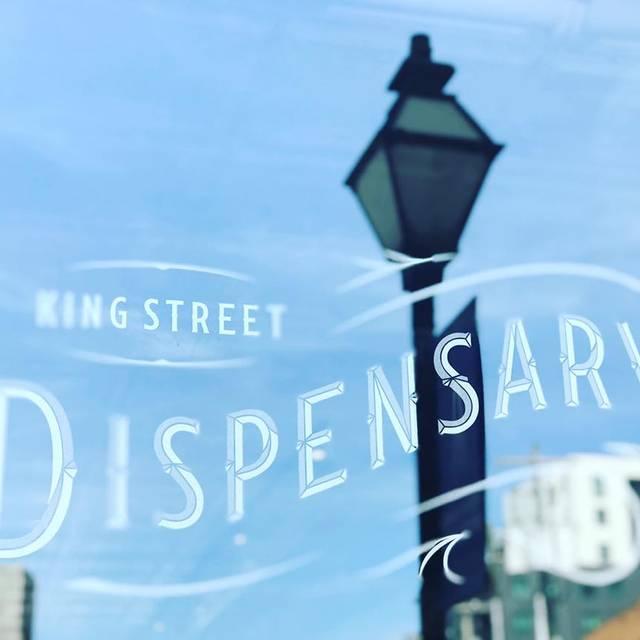 King Street Dispensary, Charleston, SC