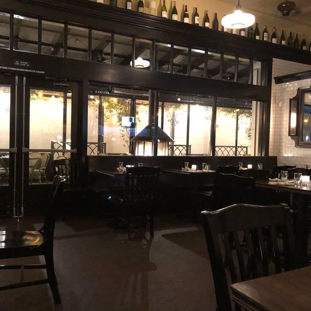 Bastille Cafe & Bar, Seattle, WA