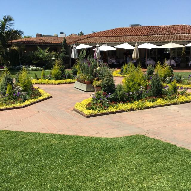 Cafe Jardin at Sherman Gardens, Corona Del Mar, CA