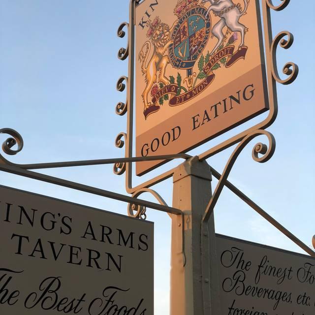 King's Arm Tavern, Williamsburg, VA