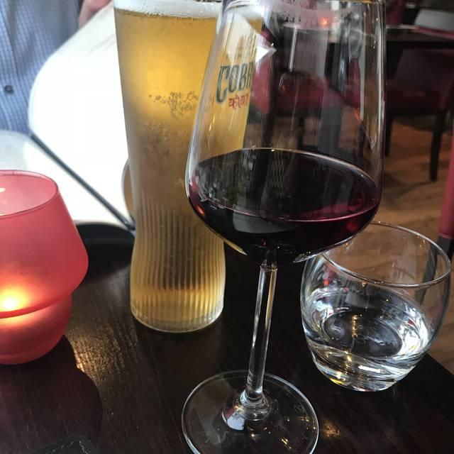 The Cumin Restaurant, Nottingham, Nottinghamshire