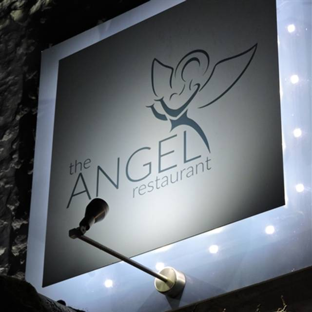 The Angel Restaurant, Aylesbury, Buckinghamshire