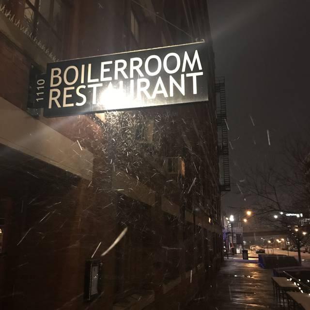 Boiler Room, Omaha, NE