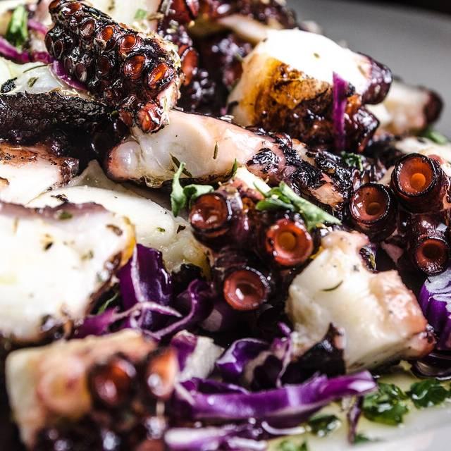 Athena Octopus - Athena Restaurant, Chicago, IL