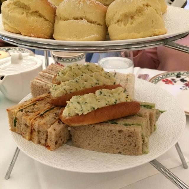 Afternoon tea at Flemings Mayfair, London