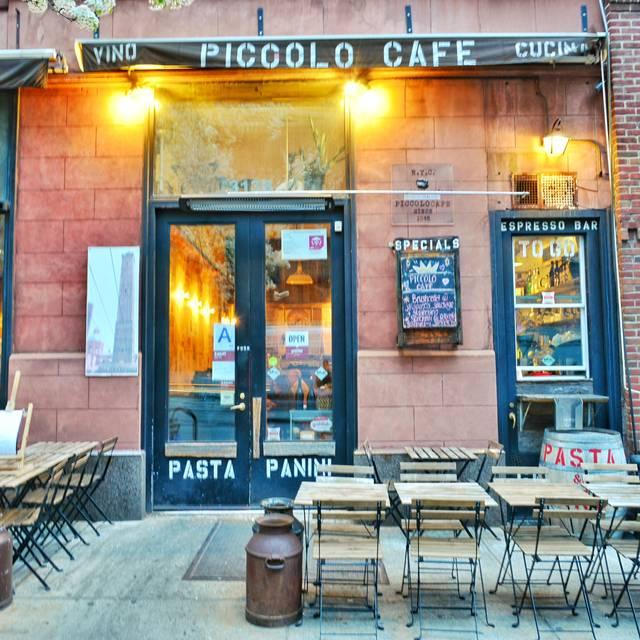 Piccolo Cafe - Amsterdam Ave, New York, NY