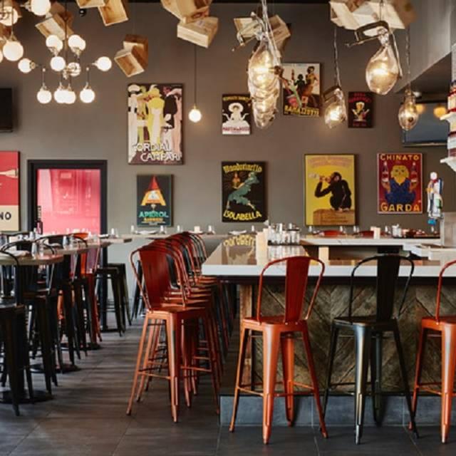 Allora Italian Kitchen Bar Bayside