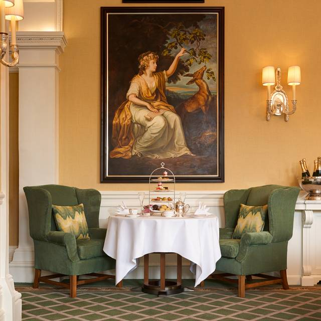 The Lord Mayor's Lounge at The Shelbourne Hotel, Dublin, Co. Dublin