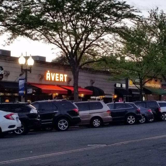 A'vert Brasserie, West Hartford, CT