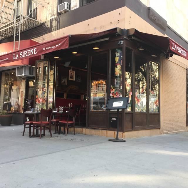 La Sirene UWS, New York, NY
