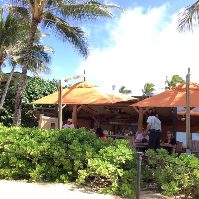 Roy's Beach House at Turtle Bay, Kahuku, HI