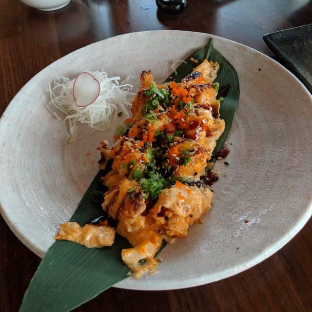 MF Sushi, Houston, TX