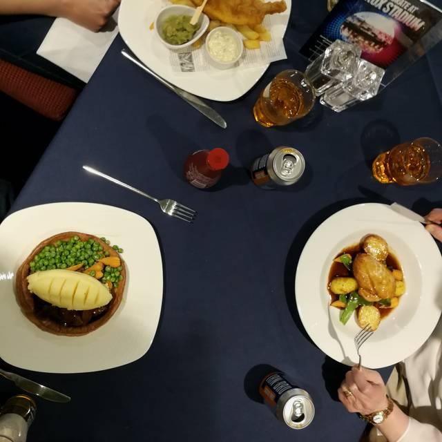 Argyle House Restaurant, Glasgow