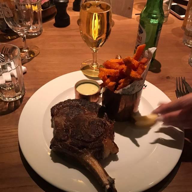 Alston Bar & Beef - Manchester, Manchester