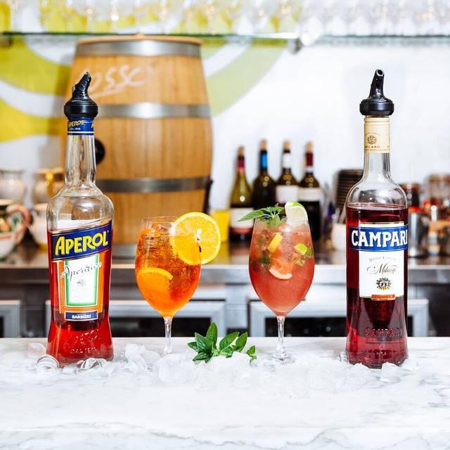 Capriccio Osteria Bar, Leichhardt, AU-NSW