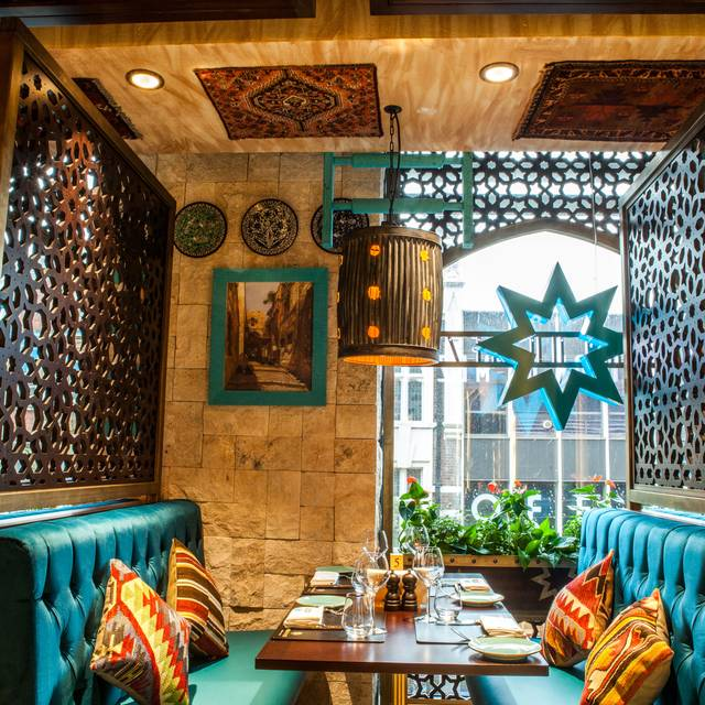 Maison du Mezze Kingston, Kingston upon Thames, Greater London