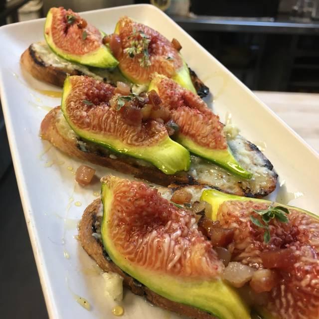 Fig Toasts - Poppy, Seattle, WA