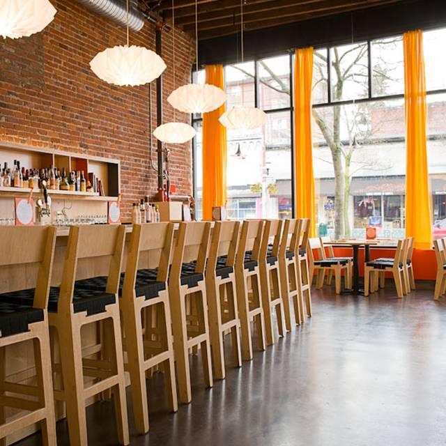 Bar - Poppy, Seattle, WA