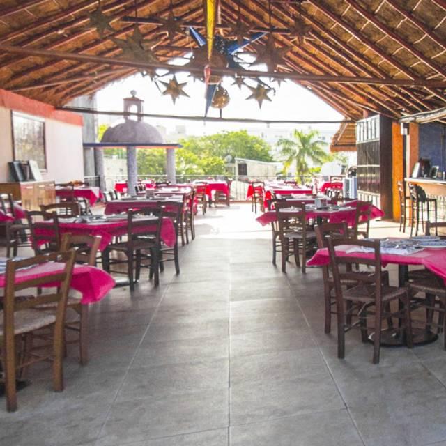 Restaurante - Los Rancheros, Playa del Carmen, ROO