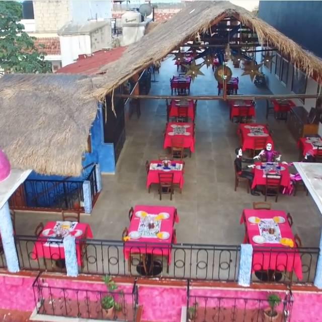 Los Rancheros, Playa del Carmen, ROO