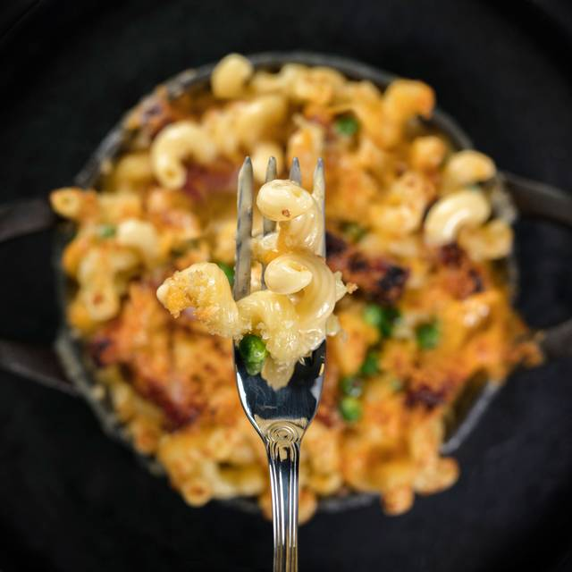 Conner's Mac n Cheese - Conner's Kitchen + Bar, Indianapolis, IN