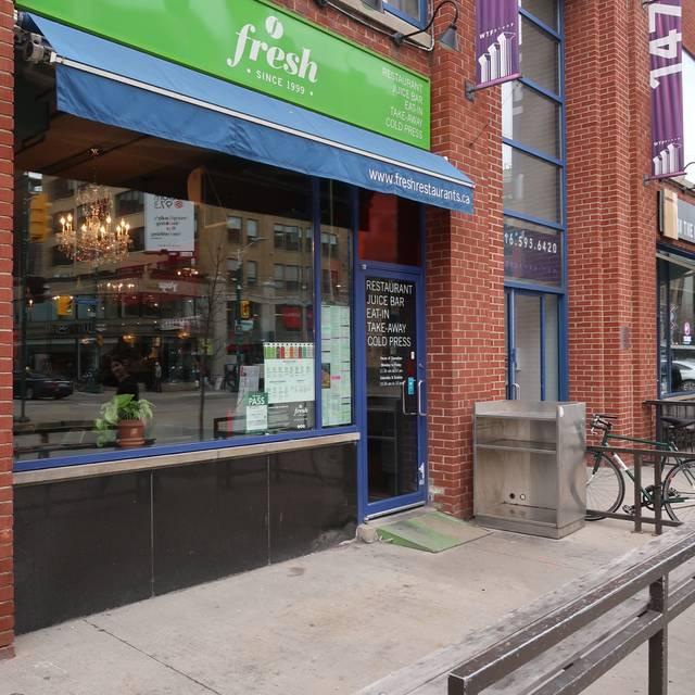 Fresh On Spadina - Fresh on Spadina, Toronto, ON