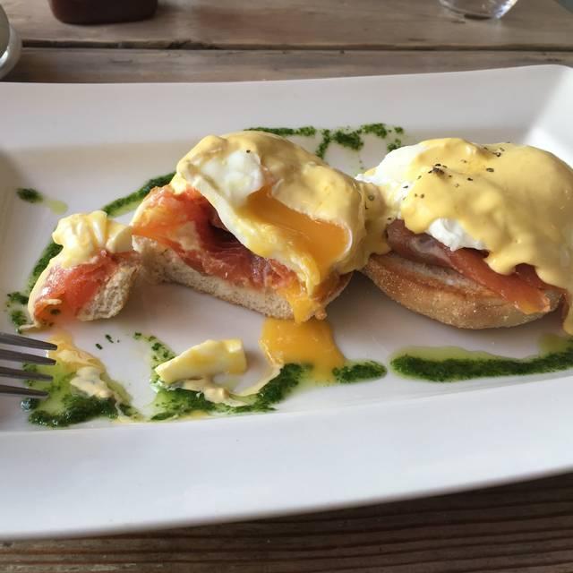 Eggs - The Suffolk Kitchen, Cheltenham, Gloucestershire