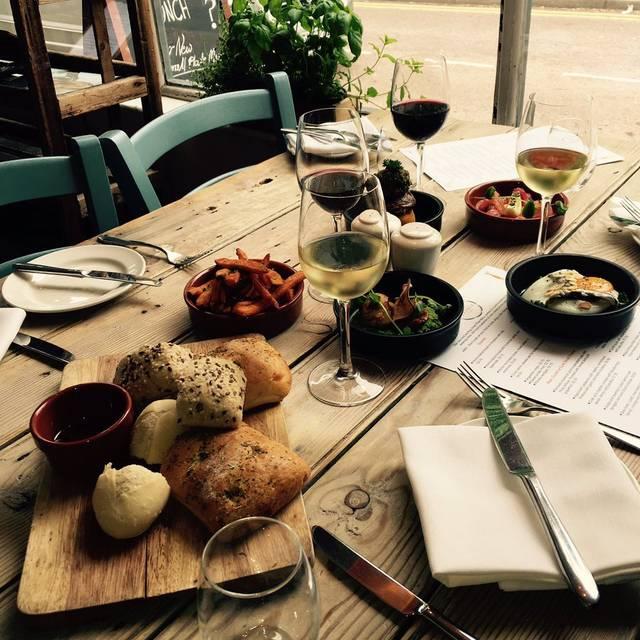 Tapas Lunch - The Suffolk Kitchen, Cheltenham, Gloucestershire