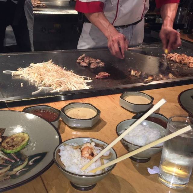 Benihana Piccadilly, London