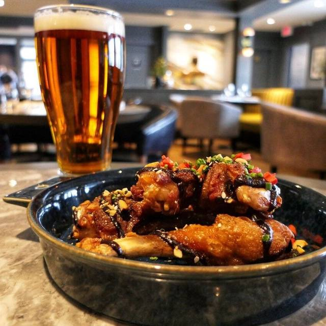 Beer And Duck Wings  - OXBOW, Calgary, AB