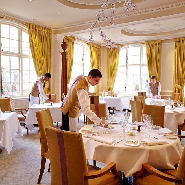 The Goring Dining Room  - The Goring Dining Room, London