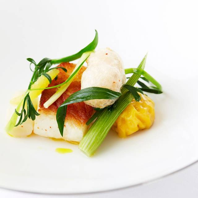 Cod  - The Goring Dining Room, London