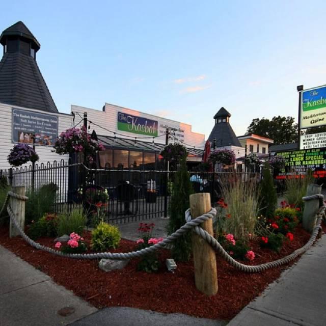 The Kasbah Mediterranean Qsine Inc., Niagara Falls, ON