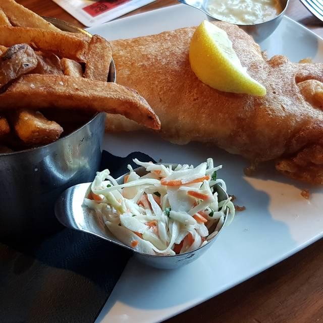 Amsterdam Brewhouse & Restaurant, Toronto, ON