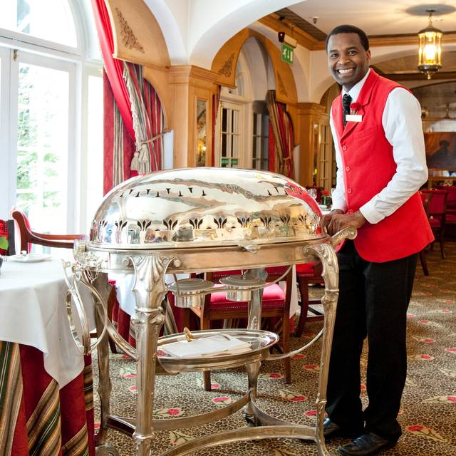 Ch Butlersrestaurant - Butlers at The Chesterfield, London