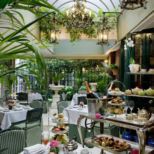 Ch Conservatory - Butlers at The Chesterfield, London