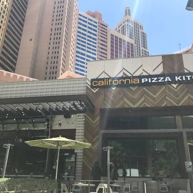 California Pizza Kitchen - The Park - Las Vegas - PRIORITY SEATING ...