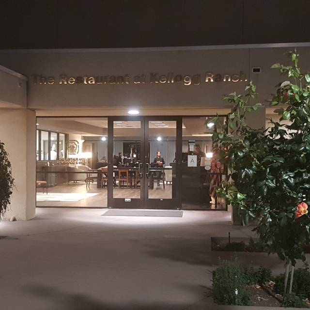 Restaurant at Kellogg Ranch, Pomona, CA