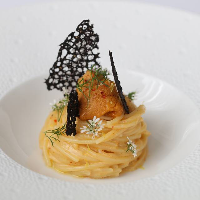 Uni Pasta - Petrossian Paris Boutique & Restaurant, West Hollywood, CA