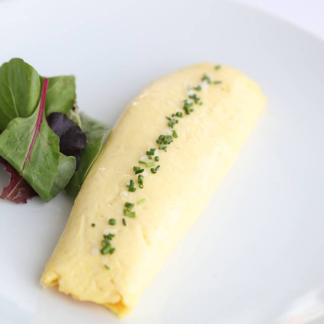 Omelette  - Petrossian Paris Boutique & Restaurant, West Hollywood, CA