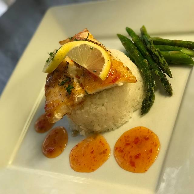 Fish Special - Bizzi's Bistro and Wine Bar, Bedford, TX