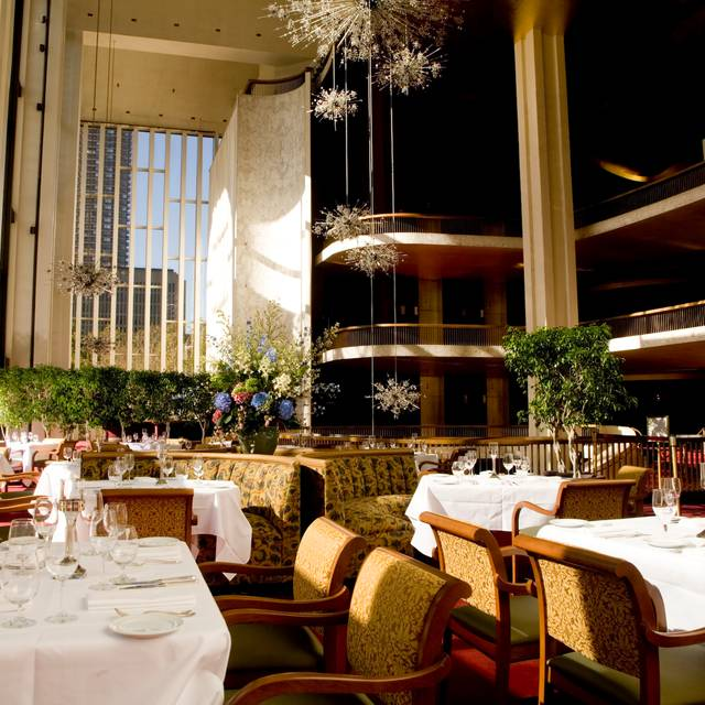 Grand Tier Pre-theater - The Grand Tier Restaurant, New York, NY