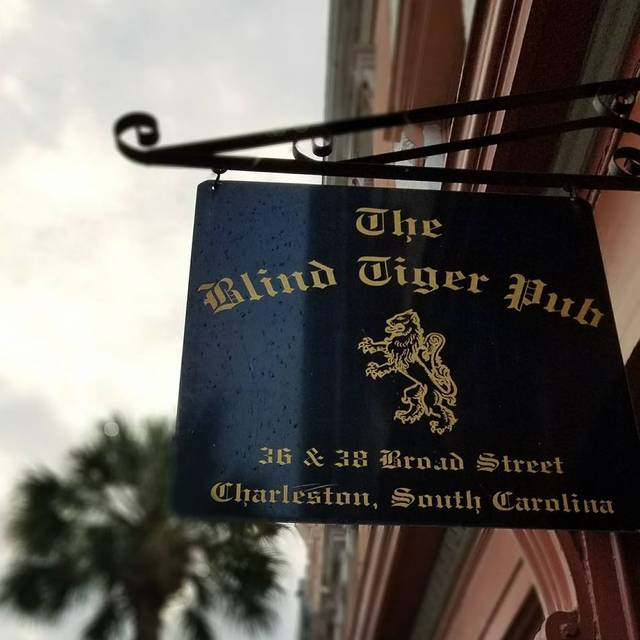 Blind Tiger, Charleston, SC