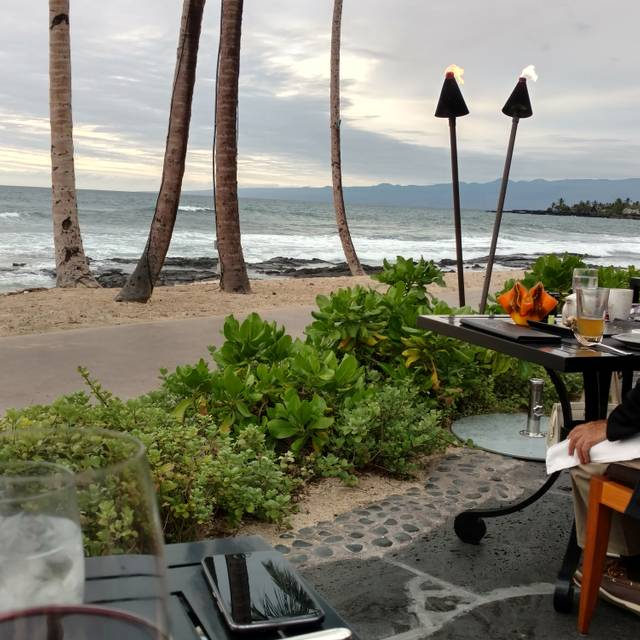 'Ulu Ocean Grill and Sushi Lounge, Kaupulehu, HI