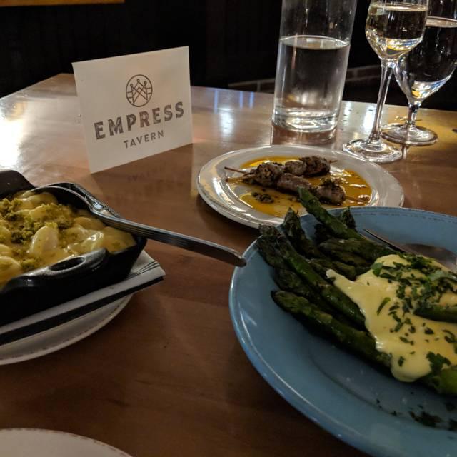 Empress Tavern, Sacramento, CA