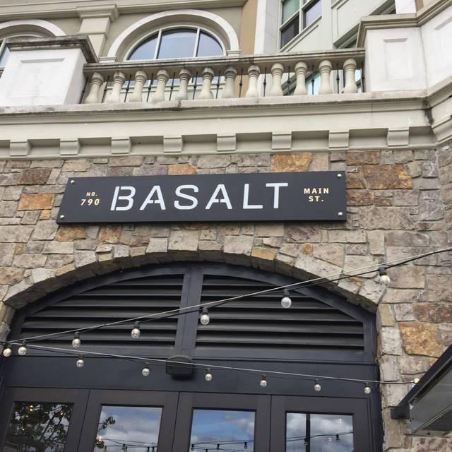 Basalt, Napa, CA